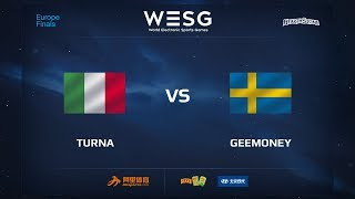 Turna vs geemoney, game 1