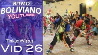 Celebrando el día de la Virgen Urkupiña en Santa Cruz de Tenerife