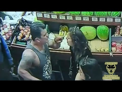 Argument Leads to Sucker Punch | Active Self Protection