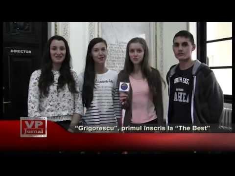 """Grigorescu"", primul inscris la ""The Best"""