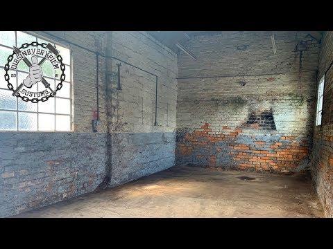 Old Workshop Restoration