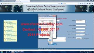Governing Software Process Improvements in Globally Distributed Product Development