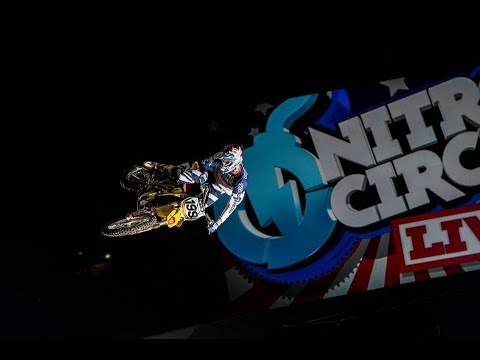 Top Billing meets Travis Pastrana, fearless leader of The Nitro Circus