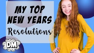 My New Year's Resolutions! | Dream Mining Vlogs full download video download mp3 download music download