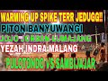 Download Lagu WARMING UP SPIKE TERR JEDUGG!! PULOTONDO VS SAMBIJAJAR PEREBUTAN SEMI FINAL DANDIM 0807 CUP 2018 Mp3 Free