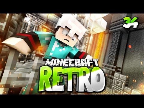 MEINE LETZTE PRÜFUNG .. • Minecraft RETRO #34 | Minecraft Roleplay • Deutsch | HD (видео)