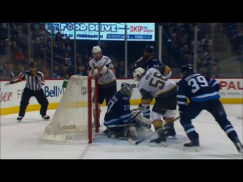 Video: Hockey Central at Noon: The referees completely missed Neal's slash on Hellebuyck