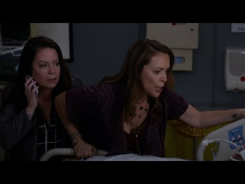 Dr. Webber Unplugs the Wrong Woman - Grey's Anatomy