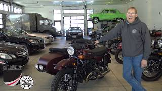 8. 2018 Ural Gear Up, Overview, Ural of New England & AlphaCars