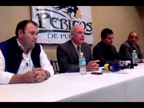 Joe Álvarez anuncia que ya no será manager de los Pericos de Puebla