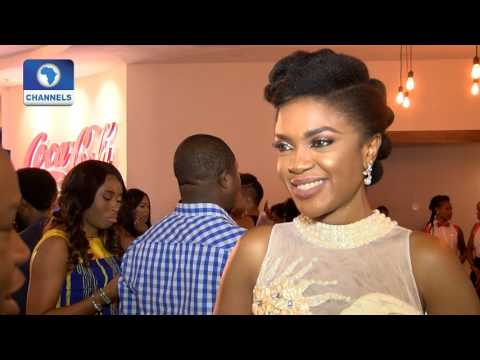 EN: Omoni Oboli Reveals Where She Got The Story For 'Okafor's Law'