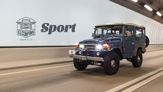 Built for the serious enthusiast. Equipped for modern driving. Introducing: The FJ Company Sport http://bit.ly/FJcoSport After...