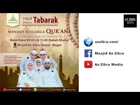 Syeikh Dr. Kamel El Laboody 29 Ramadhan 1438H