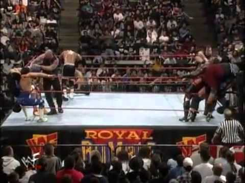 WWF - WWF Royal Rumble 1998 Live from the San Jose Arena in San Jose, California on January 18, 1998. This is the full Pay-Per-View in one video. Brought to you by...