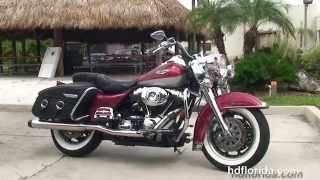 1. Used 2004 Harley Davidson Road King Classic Motorcycles for sale