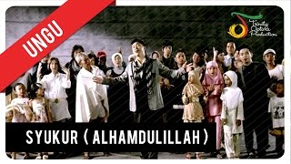 Video Ungu - Syukur (Alhamdulillah) | VC Trinity MP3, 3GP, MP4, WEBM, AVI, FLV November 2018