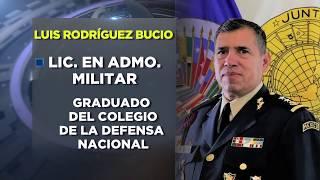 ¿Quién es Luis Rodríguez Bucio?