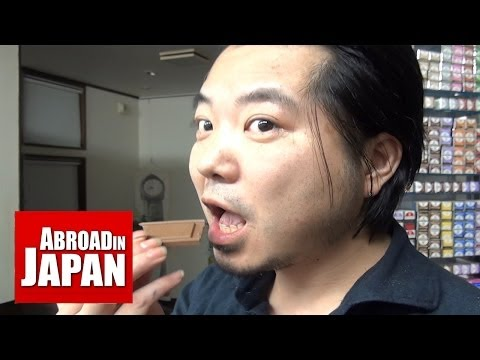 japanese - What do Japanese people think of British snacks? After recently being sent some snacks from back home I took them to my good friend Natsuki, an eccentric Jap...