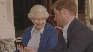 Video Harry opens up about the Queen, being an uncle and having kids MP3, 3GP, MP4, WEBM, AVI, FLV September 2018