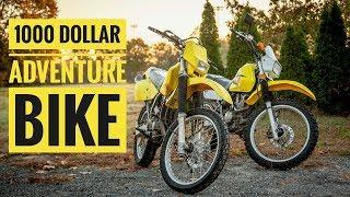9. The 1,000 Dollar Adventure Bike: Suzuki DR-Z250 vs. Suzuki DR200SE | Dump the Clutch - Ep. 1