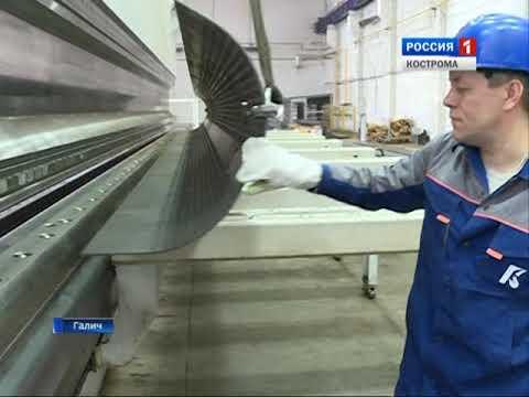 ВКостромской области начали производить первые вРоссии автокраны грузоподъёмностью 100 тонн