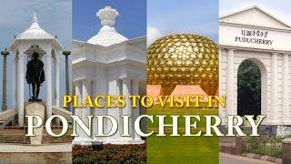 Pondicherry India  City new picture : Pondicherry Tourism - Tourist place in India