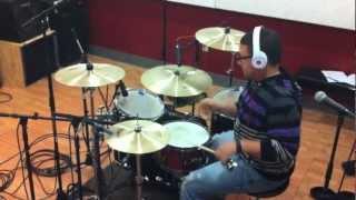 Ingrid Rosario - Que Se Llene Tu Casa - Drum Cover By Steve Suarez