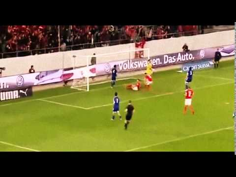 Swiss Vs San Marino 7 - 0 Kualifikasi Piala Eropa 2016  9-10-2015
