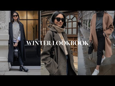 5 WINTER LOOKS | MY MOST WORN OUTFITS THIS SEASON