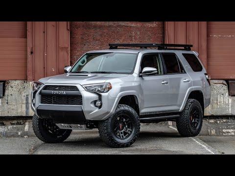 Custom 2018 Toyota 4Runner TRD Off Road 3