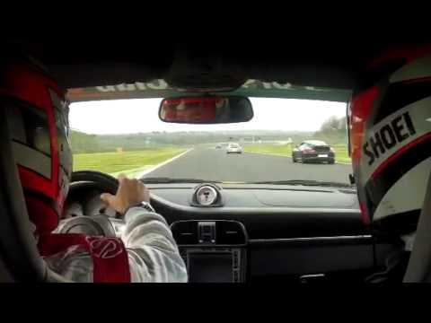 Porsche Day Vallelunga - Giampi e Peppe (видео)