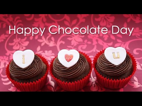 Chocolate day video with shayari and messages