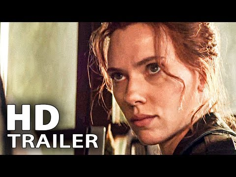 BLACK WIDOW Trailer 2 (2020)