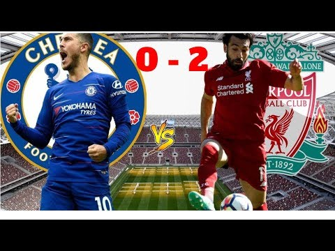 Liverpool 2-0 Chelsea | All Goals & Highlights 2019