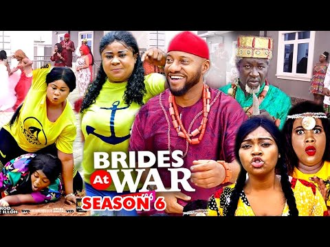 BRIDES AT WAR SEASON 6 - Yul Edochie (New Movie) 2020 Latest Nigerian Nollywood Movie Full HD