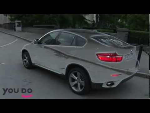 BMW invisible X6