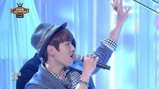Download Lagu K.will - Love Blossom, 케이윌 - 러브 블러썸, Show champion 20130410 Mp3