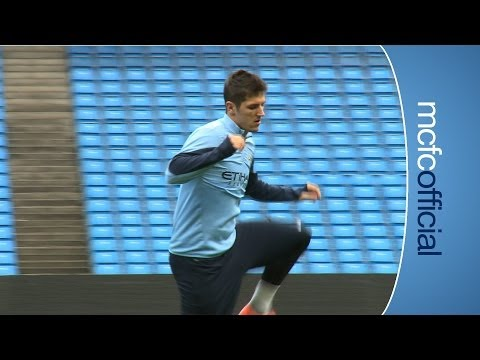 Video: JOVETIC TRAINS AGAIN: City Today 13 December