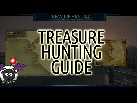 Treasure Hunting Guide Final Fantasy XIV A Realm Reborn