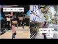 Sando, + Meiji Jingu  | Japan Travel Vlog