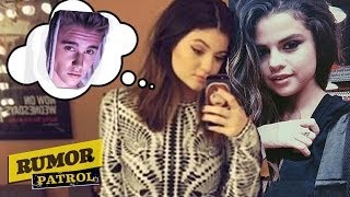 Selena Gomez Catches Kylie SEXTING Justin Bieber! Lindsay Disses Jennifer Lawrence (Rumor Patrol)