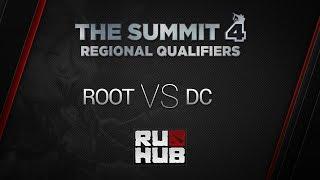 ROOT vs DC, game 2