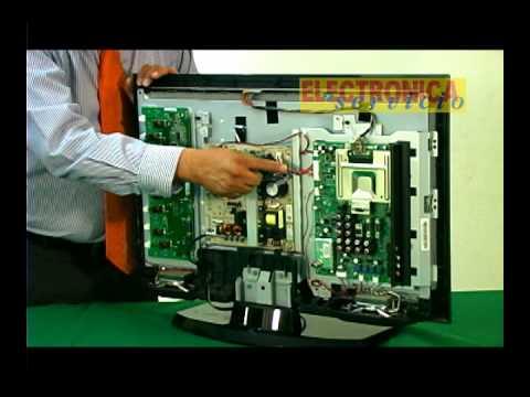 Reparando Televisores de LCD HD