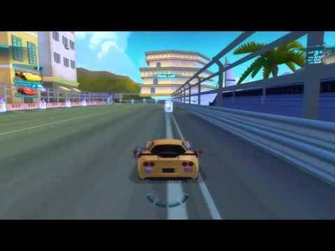 Cars 2-C.H.R.O.M.E Mission-Keep on dragin'