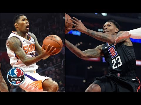 Video: Lou Williams outduels Jamal Crawford in 6th-man showdown for Clippers' win | NBA Highlights
