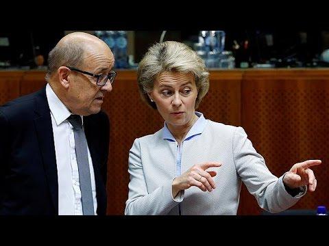 Ε.Ε: Συμφωνία για την ενίσχυση της ευρωπαϊκής άμυνας και ασφάλειας