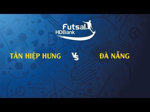 TRỰC TIẾP | TÂN HIỆP HƯNG - ĐÀ NẴNG | VCK GIẢI VĐQG FUTSAL HD BANK 2019 | VFF Channel - Thời lượng: 1 giờ và 42 phút.