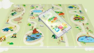 video thumbnail Korea Reduction of Noise Between Floors Mira Bell 3D Augmented Reality Mat for Childcare Center youtube