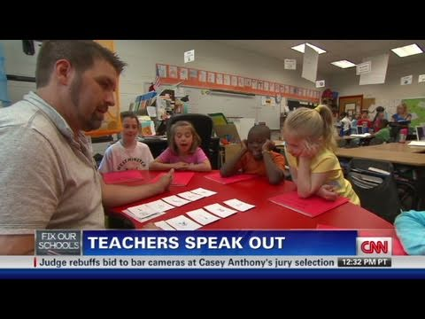 CNN: Teachers Watch 'Race To Nowhere'