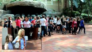 Video Mike & Kristen's Marriage Proposal Flash Mob - Kissimmee, FL MP3, 3GP, MP4, WEBM, AVI, FLV Agustus 2018